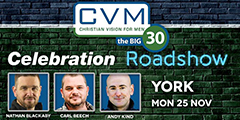 Big 30 Roadshow - click for more
