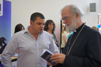 Carl beech meets the Archbishop