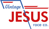 Vintage Jesus race co.
