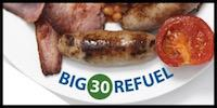 JOIN US FOR A CVM BIG 30 REFUEL BREAKFAST