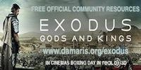 'EXODUS: GOD AND KINGS' MOVIE RESOURCES