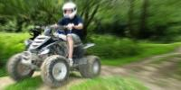 WE'LL HAVE QUAD BIKES AT THE GATHERING
