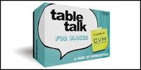 TABLE TALK OFFER: LINK YOUR MEN'S GROUP TO CVM