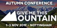AUTUMN CONFERENCE 2019