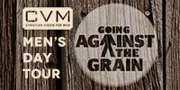 MEN COME TO FAITH AT MEN'S DAY TOUR