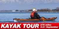 CVM KAYAK TRIP - BE THE SUPPORT TEAM FOR A DAY