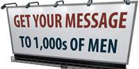 TOILETS AT THE GATHERING ARE DISAPPEARING