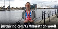 VIDEO: KIRSTY'S LONDON MARATHON ACHIEVEMENT